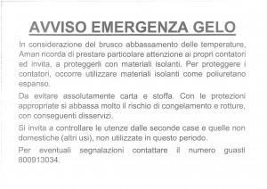 Avviso Emergenza Gelo jpg